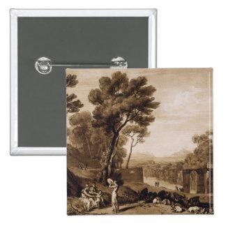A mulher e o pandeiro, gravados pela volta de Char Bóton Quadrado 5.08cm