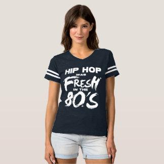 A música de Hip Hop era fresca no anos 80 Camiseta