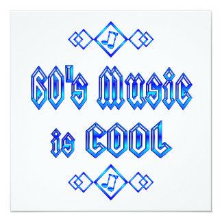 a música dos anos 60 é legal