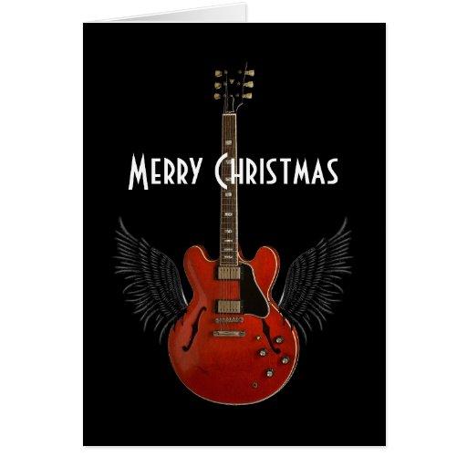 A música é cartão do Natal do céu