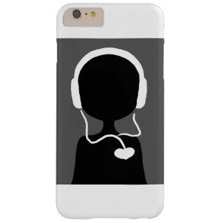 A música é vida - capa de telefone