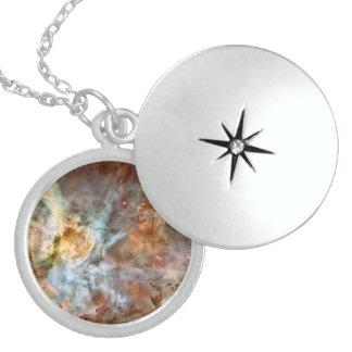 A nebulosa de Carina por Hubble Locket