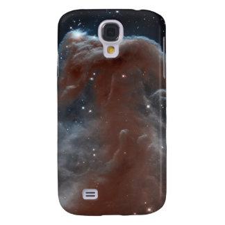 A nebulosa de Horsehead stars o espaço do geek do Galaxy S4 Cases