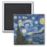A noite estrelado de Vincent van Gogh Ima