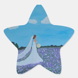 A noiva adesito estrela