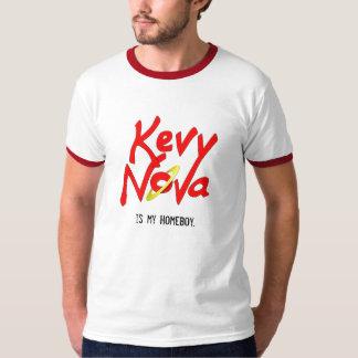 A nova de Kevy é meu Homeboy. Camiseta