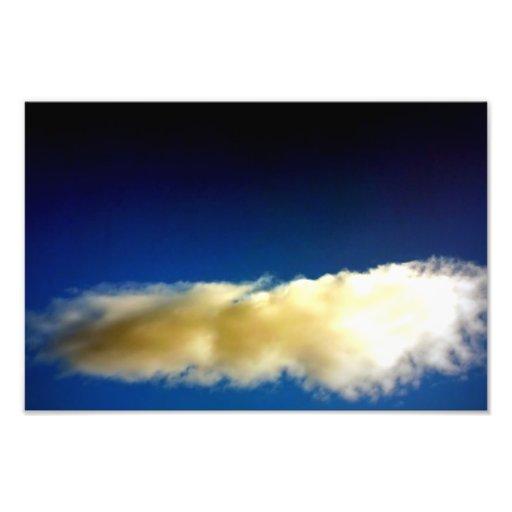 A nuvem fotografia