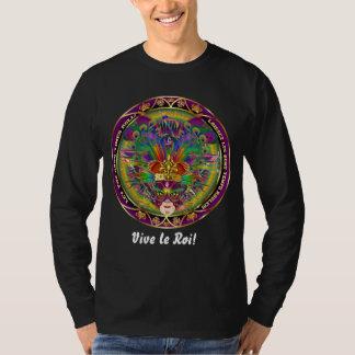 A OBSCURIDADE do rei HOMEM do carnaval todos os T-shirt
