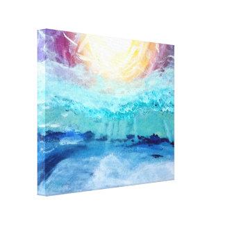 """A onda deixa de funcionar as canvas 20"""" do brilho"""