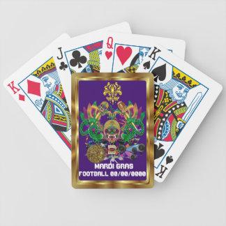 A opinião do rei do dragão do carnaval do futebol baralhos de pôquer