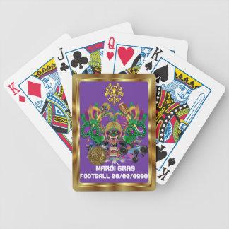 A opinião do rei do dragão do carnaval do futebol carta de baralho