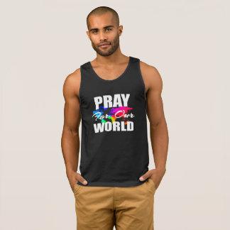 A oração cristã do mundo da fé Pray para nosso