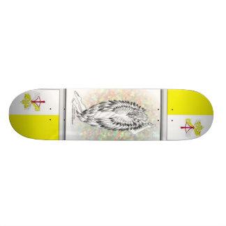 A ORAÇÃO do ANJO, Holy See - Cidade do Vaticano Skate Boards