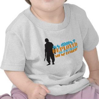 A ordem feita sob encomenda de Dayna T-shirt
