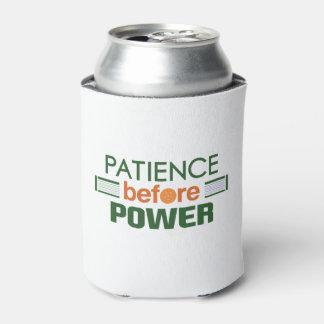 """A """"paciência antes do poder"""" Pickleball pode"""