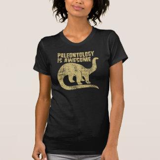 A paleontologia é impressionante t-shirts