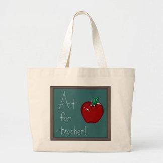 A+ para o professor bolsas