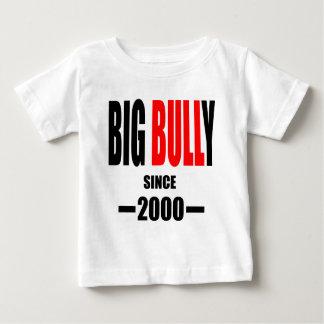 A parte traseira GRANDE da escola da INTIMIDAÇÃO Camiseta Para Bebê