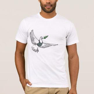 A paz   de Banksy seja com você camisa