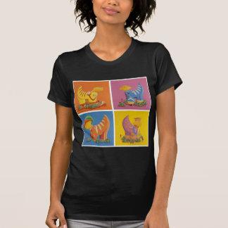 A pimenta de Beatles Sgt T-shirt