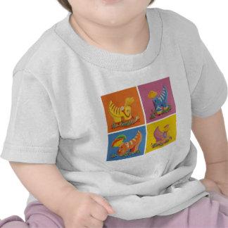 A pimenta de Beatles Sgt Camisetas