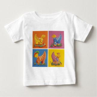 A pimenta de Beatles Sgt Tshirts