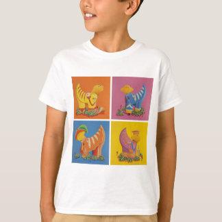 A pimenta de Beatles Sgt Camiseta