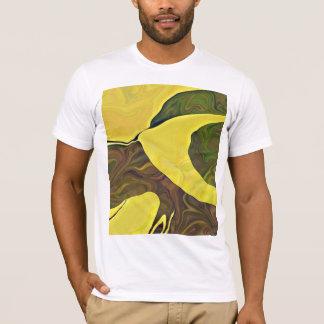 A pintura da arte abstracta é arte wearable t-shirt