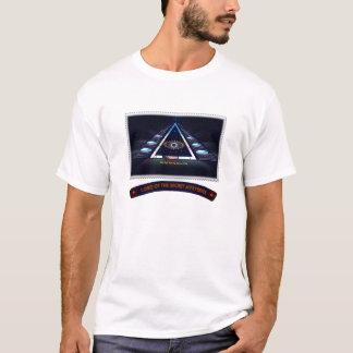 A pirâmide do segredo camiseta