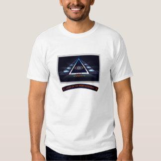 A pirâmide do segredo tshirt