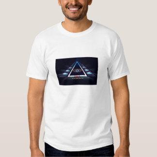 A pirâmide do segredo tshirts