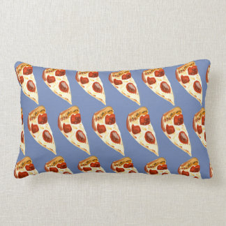 A pizza é minha língua do amor almofada lombar
