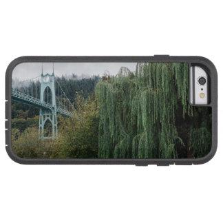 A ponte de St John do parque da catedral Capa iPhone 6 Tough Xtreme