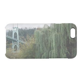 A ponte de St John do parque da catedral Capa Para iPhone 6/6S Transparente