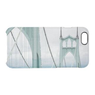A ponte do St John bonito Capa Para iPhone 6/6S Transparente