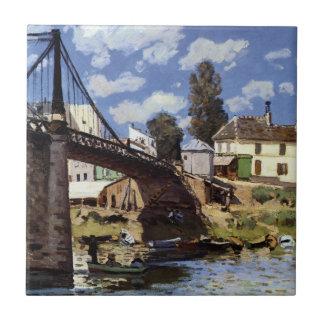 A ponte no Villeneuve-la-Garenne