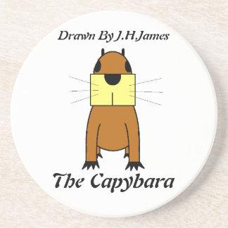 A porta copos do Capybara