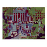 A porta de Brandemburgo, Berlim, 1929 Cartões Postais
