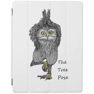 A pose da árvore capa smart para iPad
