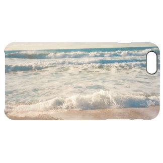 A praia capa para iPhone 6 plus clear