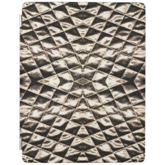A prata esquadra o cobrir esperto do iPad Capa Smart Para iPad