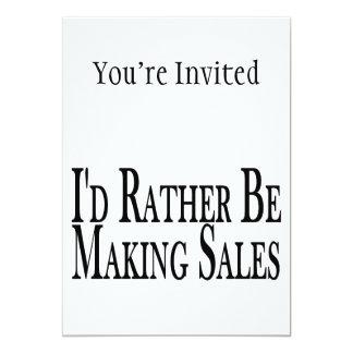 A preferencialmente esteja fazendo vendas convite 12.7 x 17.78cm