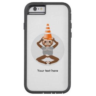 A preguiça engraçada seja um unicórnio capa tough xtreme para iPhone 6