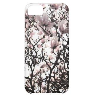 A primavera floresce capa de telefone floral