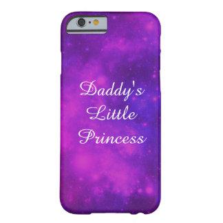 A princesa pequena do pai capa barely there para iPhone 6