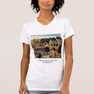 A propriedade de David que retorce 1787 por Camiseta