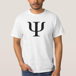 A psicologia - natureza ou consolida t-shirts