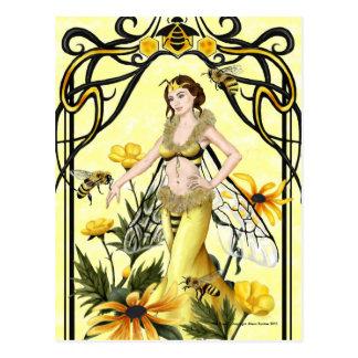 A rainha - cartão