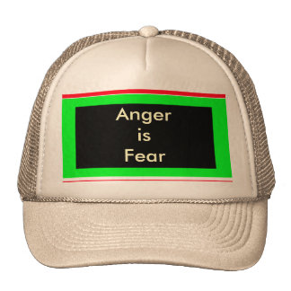 !   A raiva de UCreate é medo Bonés