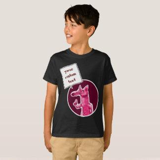 a raposa dá a algum conselho desenhos animados camiseta
